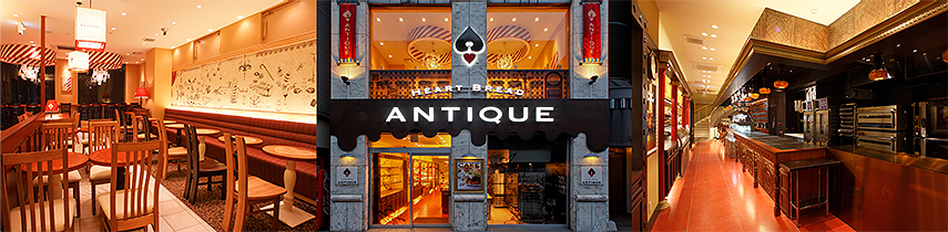 ANTIQUE(アンティーク)福岡天神店