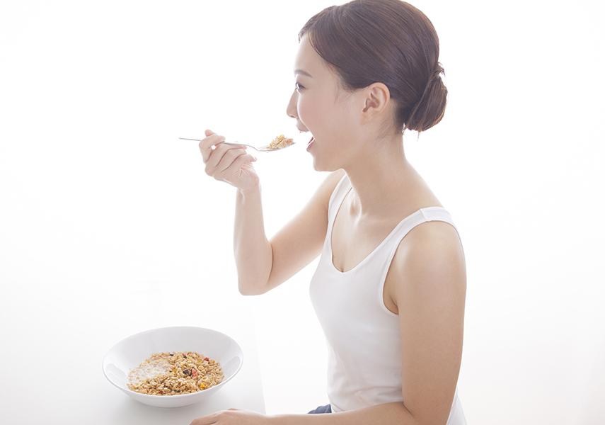 ダイエットで栄養不足
